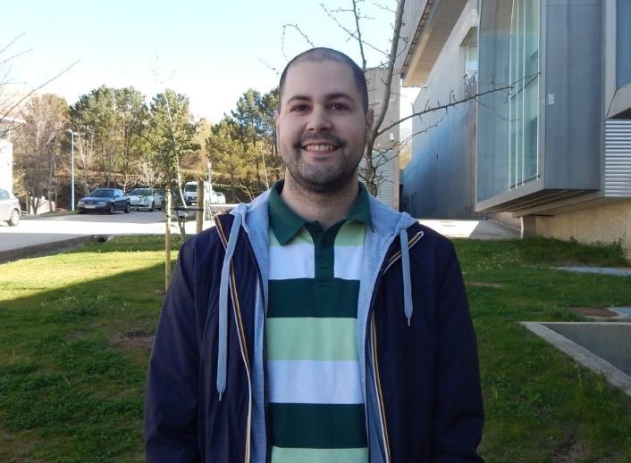 Daniel García Lojo (PhDStudent)